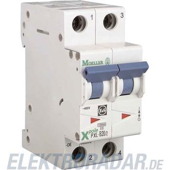 Eaton LS-Schalter m.Beschrift. PXL-D40/2