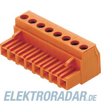 Weidmüller Leiterplattensteckverbinde BLA 10 SN OR