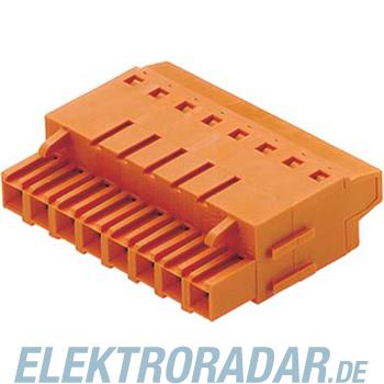 Weidmüller Leiterplattensteckverbinde BLAT 18B SN OR