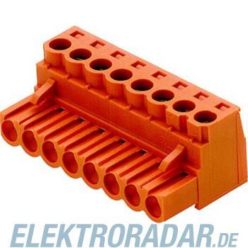 Weidmüller Leiterplattensteckverbinde BLZ 5.00/5 SN OR