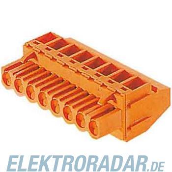 Weidmüller Leiterplattensteckverbinde BLZ 5.08/6/90B SN OR