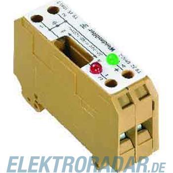 Weidmüller Klemme mit Einbau SAKT E/35 2LD 120VAC