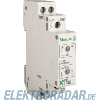 Eaton Doppelleuchte LED Z-DLD/2/230