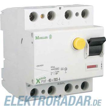 Eaton FI-Schutzschalter PXF-63/4/003-KV/A