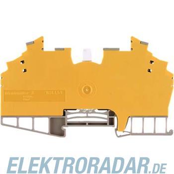 Weidmüller Doppel-Trennklemme WDT 1.5/1 DB/GE