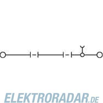 Weidmüller Messtrenn-Reihenklemme WTR 4 BL
