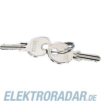 Hensel ENYSTAR-Ersatzschlüssel FP TS 2 (VE2)