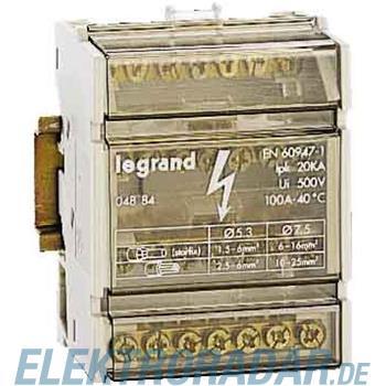 Legrand Klemmenblock 04886