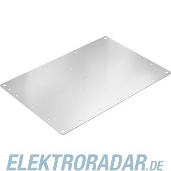 Weidmüller Montageplatte KTB MOPL 4030 MSZN
