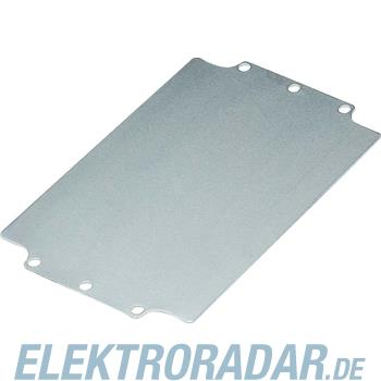 Weidmüller Montageplatte MP POK 9+12