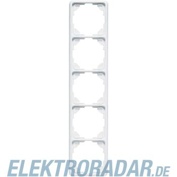 Jung Rahmen 5-fach lgr CD 585 LG