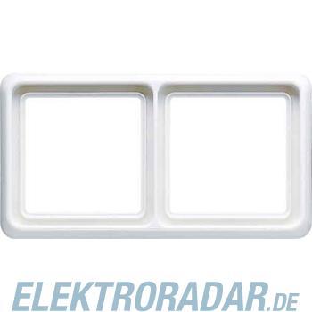 Jung Rahmen 2-fach gr CD 582 WU GR