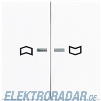 Jung Wippe Symbole alu A 595 KO5P AL