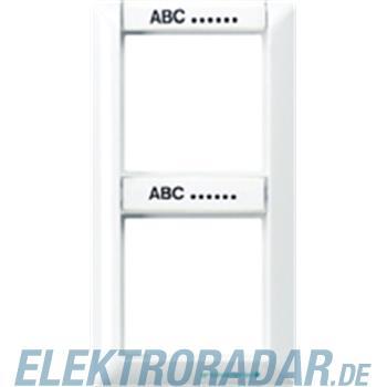 Jung Rahmen 2-fach ws ABAS 582 NA