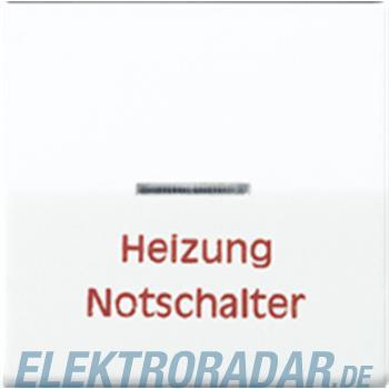 Jung Wippe Aufs.Heizung/Notsch. AS 591 H