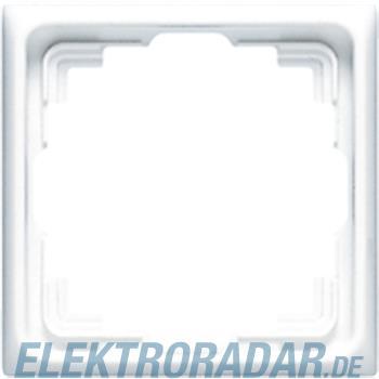 Jung Rahmen 1-fach ws CD 581 K W