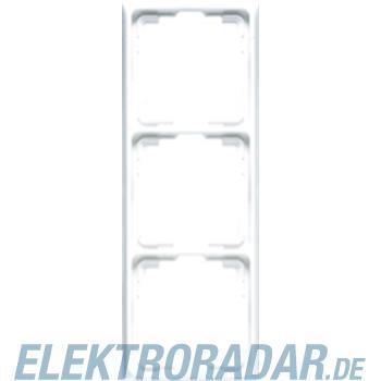 Jung Rahmen 3-fach ws CD 583 K W