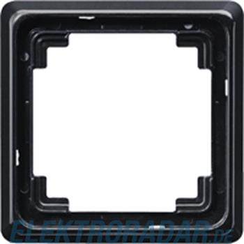 Jung Rahmen 4-fach sw CDP 584 SW