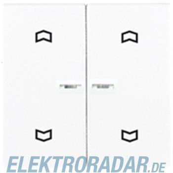 Jung Wippe Symbole/Lichtl.alu AL 2995 KO5MP