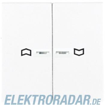 Jung Wippe Symbole/Lichtl.alu AL 2995 KO5P
