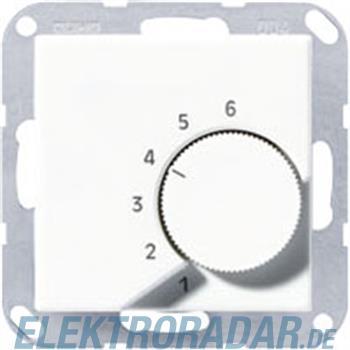 Jung Raumtemperaturregler alu TR A 236 AL