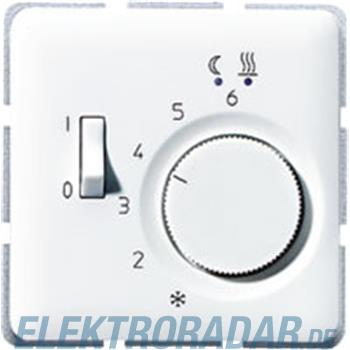 Jung Fußboden-Heiz.-Regler sw FTR CD 231 SW