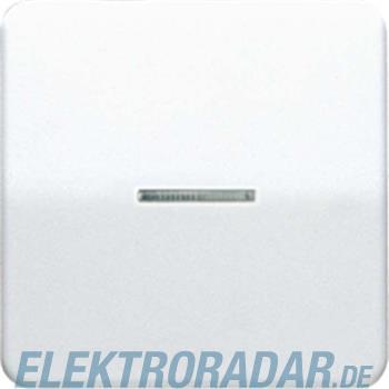 Jung Kurzhubtaste grau FM CD 1561.07 GR