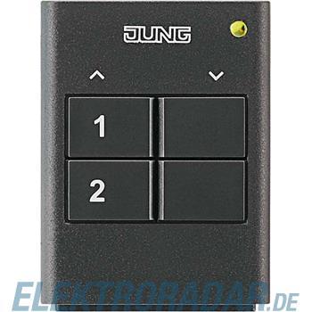 Jung Funk-Handsender, 2-kanalig FM HS 2