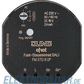Jung Funk-Steuereinheit FM STD 8 UP