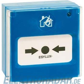 ESYLUX ESYLUX Druckknopfmelder PROTECTOR MCP blau
