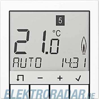 Jung Raumtemperaturregler Stdrd TR D A 231 WW