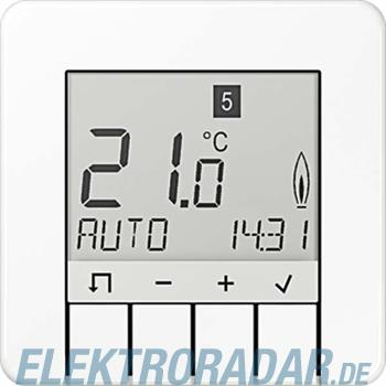 Jung Raumtemperaturregler Stdrd TR D CD 231 WW