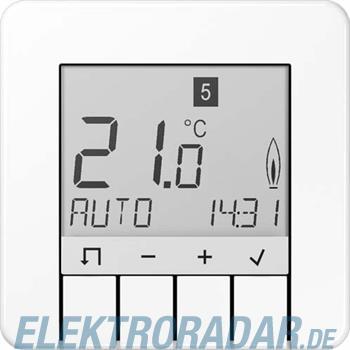 Jung Raumtemperaturregler Univ TR UD CD 231 WW