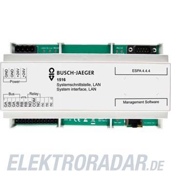 Busch-Jaeger Systemschnittstelle LAN 1516