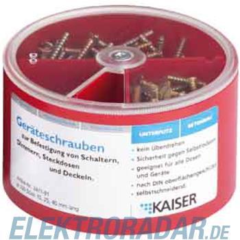 Kaiser Schrauben-Box 2471-91