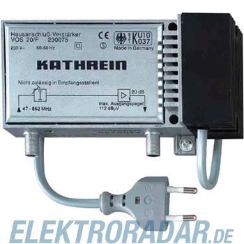 Kathrein Hausan.verstärker VOS 20/F
