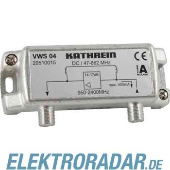 Kathrein SAT-ZF-Verstärker VWS 04 (alt)