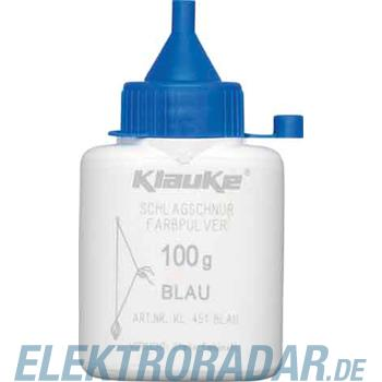 Klauke Farbpulver KL451BLAU