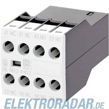 Eaton Hilfsschalterbaustein DILM32-XHI22
