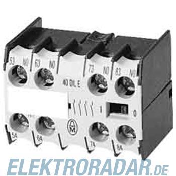 Eaton Hilfsschalterbaustein 40DILE-C
