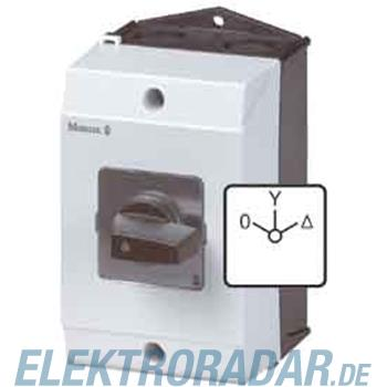 Eaton Stern-Dreieck-Schalter T3-4-8410/I2