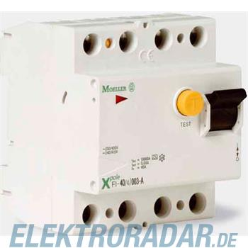Eaton FI-Schutzschalter FI-40/4/003-A