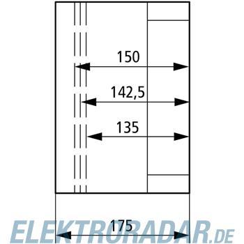 Eaton Verteilergehäuse CI43-150