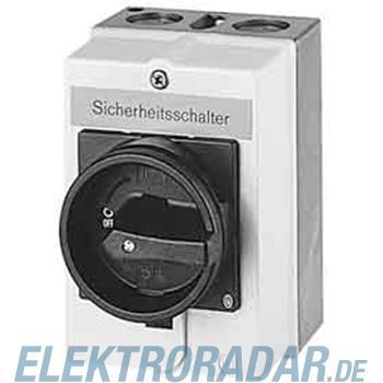 Eaton Hauptschalter P3-63/I4/SVB-SW/N