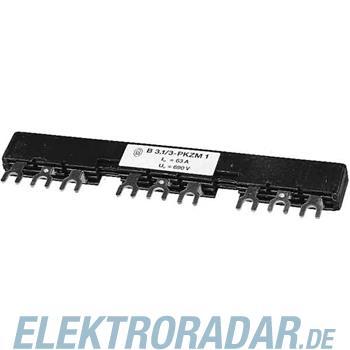 Eaton Drehstromschienenblock B3.1/3-PKZ0