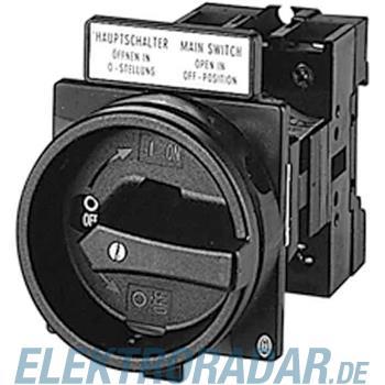 Eaton Hauptschalter P1-25/V/SVB-SW/N