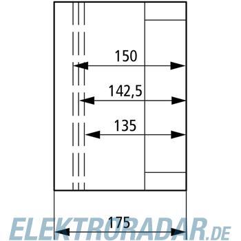 Eaton Einzelgehäuse CI43X-150