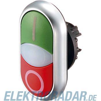 Eaton Doppeldrucktaste M22-DDL-WS-GB1/GB0
