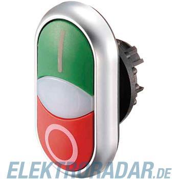 Eaton Doppeldrucktaste M22S-DDL-GR-X1/X0