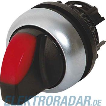 Eaton Leuchtwahltaste m.Knebelg. M22-WLK-R